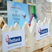 Пощенска банка Park(ing) Day